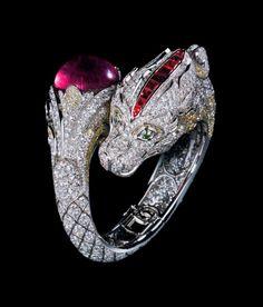 Cartier dragon