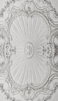 Tablecloth- Plaster Ceiling