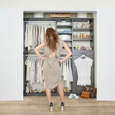 I Cleaned Out 100+ Items From My Closet by Asking This 1 Question: You would have never known that I organize and overhaul the wardrobes of clients for a living, let alone write books on the subject, if you had seen the state of my closet last week.