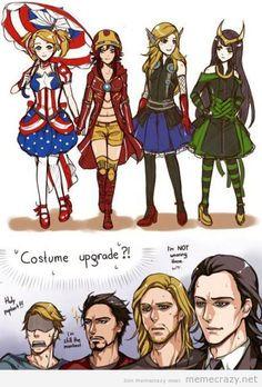 avengers made even better, thanks anime | Anime meme, Meme Comics