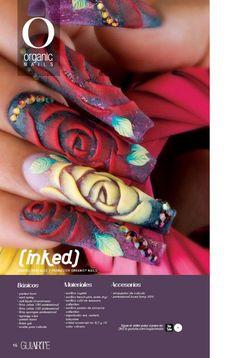Andrés González/ ProMaster Organic® Nails Glam Nails, Fancy Nails, Bling Nails, 3d Nails, Stiletto Nails, Beauty Nails, Home Nail Salon, Mobile Nails, Queen Nails