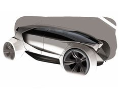 C-Segment Sedan Concept by Brian Malczewski