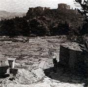 Il belvedere sul colle delle Muse  Dimitris Pikionis