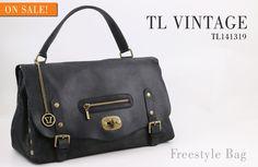 Vintage Freestyle #Bag...On #Sale! #tuscanyleather