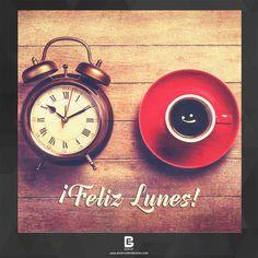 """""""Empieza la semana con una sonrisa. Recuerda que la fuerza recae en tus ganas de superarte. #FelizLunes! Visítanos: http://www.elsalvadorebooks.com"""