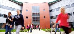 The Mary Seacole Building is home to our College of Health & Social Care.