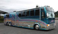 1996 Prevost Country Coach 45ft Prevost Coach, Prevost Bus, Luxury Rv, Camper, Camping And Hiking, Motorhome, Wilderness, Chevy, Tours