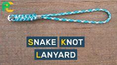 Snake Knot Lanyard