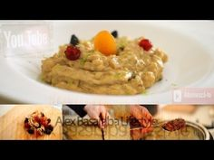 Budinca De Orez #Vanilie #FructeUscate - YouTube