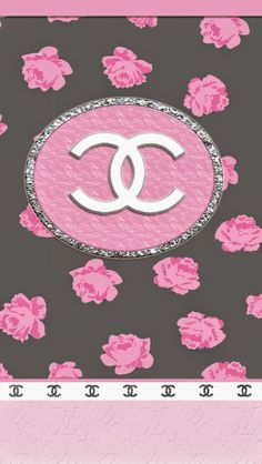 ღ✽EviesPrettyWalls: ~ Shabby Chanel Wallpaper.