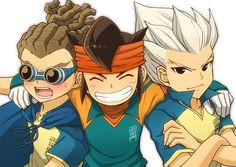 Inazuma Eleven Axel, Inazuma Eleven Strikers, Gajeel Et Levy, Anime Manga, Anime Art, Violet Evergarden Anime, Epic Art, Another Anime, Fandom