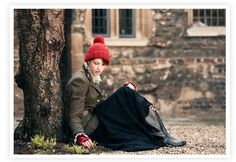 Exactly the aesthetic I'm going for. Ohhh...the tweed and the ruffles...and the wellies...