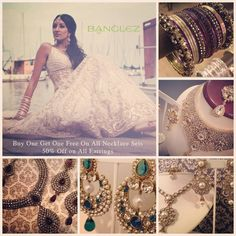 Last weekend of our amazing sale- BUY ONE GET ONE FREE on all sets 50% OFF ON ALL EARRINGS!!!! Ends this weekend! #bridal #iheartjewelry #banglez #purple #teal #Monica #ctcwest #pearl #gold #wedding #fall2013 #banglezbling #necklace #tikka #earrings #Indian #bridaljewelry #southasian #costumejewelry #imitationjewelry #weddingjewelry #bangles #karra #partyjewelry #SALE