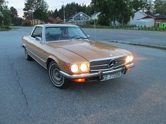 Mercedes-Benz SL 450 SLC  1973, 104000 km, kr 49000,- -