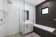 13244 Zuccoli Hip Roof, Bathroom Basin, Property Development, New House Plans, New Home Designs, Corner Bathtub, New Homes, House Design, How To Plan