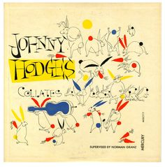 Johnny Hodges by David Stone Martin (by paul.malon)