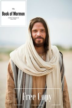 Click here for your free copy of the Book of Mormon. The book is an ancient record of God's interactions with prophets on the American continent. It confirms the bible and share's many teachings including an account of Jesus visiting the America after His resurrection.