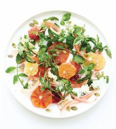 // citrus watercress salad