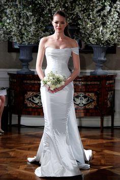 Romona Keveza Bridal, primavera-verano 2013