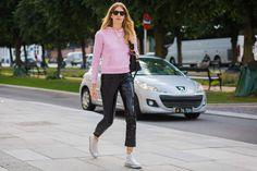 The Best Street Style Pics From Copenhagen Fashion Week Spring 2017 - Vogue