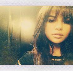 Love her bangs