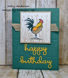 Twenty Stampin' Up! Projects by Amy's Inkin' Krew Featured Stampers – Stamp With Amy K Happy Birthday Celebration, Happy Birthday Funny, Funny Birthday Cards, Diy Birthday, Card Birthday, Birthday Humorous, Birthday Sayings, Sister Birthday, Funny Happy