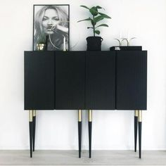 IKEA HACK: Ivar, is by design, modular and customizable and here's how Célia . - Prettypegs IKEA H Ikea Furniture Hacks, Ikea Hacks, Office Furniture, Ivar Ikea Hack, Diy Hacks, Ikea Table Hack, Ikea Furniture Makeover, Ikea Makeover, Furniture Assembly