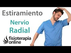 Estiramiento y movilización del nervio radial. - YouTube