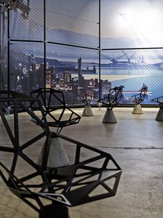 Konstantin Grcic presents his vision of the future at Vitra Design Museum solo show