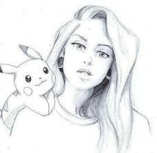 Image result for drawing girl cute