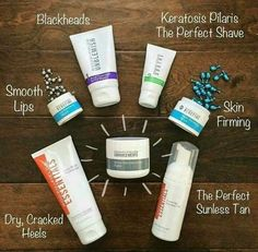 What is the SINGLE BEST product to start with when you're not ready for a regimen? Rodan + Fields Micro-Dermabrasion Paste! This AMAZING salt and sugar scrub promotes exfoliation while evening skin tone and smoothing skin texture. You can also pair it with another item for a MINI REGIMEN, designed to target specific skin concerns - see the photo below for details! This jar can last you months and months on end, even used 2-3x/week religiously. It is worth every single penny :)