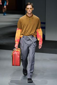 Prada Spring / Summer 2014 men's