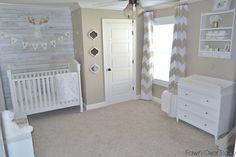 Fawn Over Baby Nursery