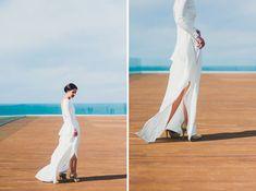 Vestido de novia de Antonio Garcia
