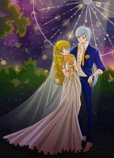 Minako and Yaten by Ash