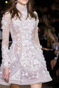 """notordinaryfashion: """" Elie Saab Haute Couture Spring 2016 """""""