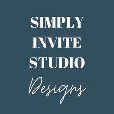 Invite, Invitations, How To Memorize Things, Baby Shower, Studio, Digital, Babyshower, Studios, Save The Date Invitations