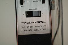 Realtone Transistor Walkie Talkies Made Japan Model 5143 ...
