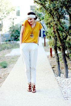 Orange x Capitelle | Kutch et Couture