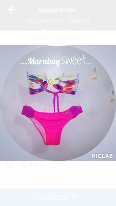 Marubay... Sweet beachwear