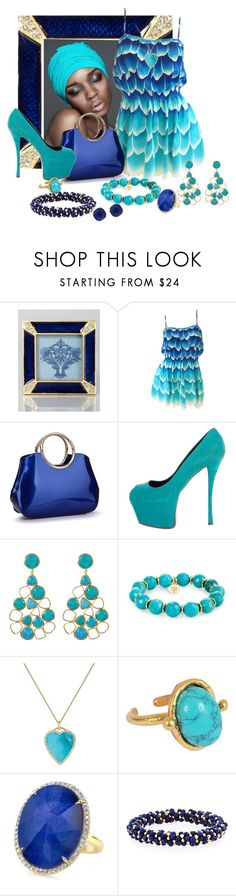 """""""Untitled #2951"""" by quitabaity ❤ liked on Polyvore featuring Jay Strongwater, Giuseppe Zanotti, Argento Vivo, Bourbon and Boweties, Jennifer Meyer Jewelry, Sylvia Toledano, Meredith Frederick and Kate Spade"""