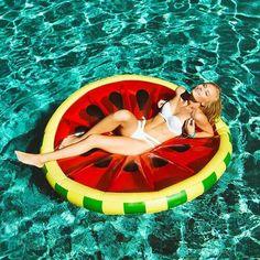 susususummer watermelon water fun ;)