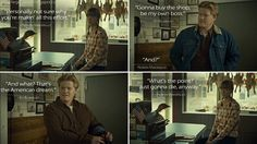 Fargo Quotes, What's The Point, Ronald Reagan, Effort, Best Quotes, Tv Series, Boss, American, Movie Posters