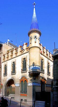 Barcelona - Av. República Argentina 092 c | Flickr - Photo Sharing!