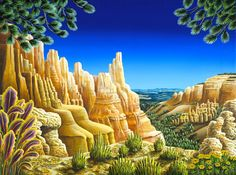 Bryce Canyon ~ by Andy Russell
