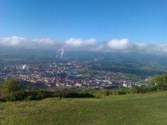 Oviedo desde el Naranco.