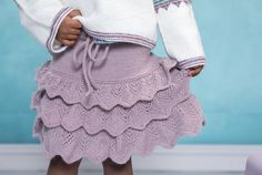 Diy And Crafts, Arts And Crafts, Crochet Bebe, Lace Shorts, Dress Skirt, Knitting Patterns, Pullover, Store, Mini
