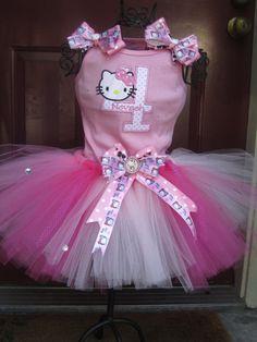 Hello Kitty Tutu Set - Perfect