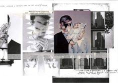 Fashion Sketchbook - fashion design research pages; tailored collection development; fashion portfolio layout // Laetitia Berthier