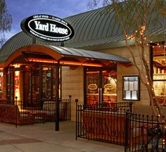 Yard House Restaurant located in the Westgate Entertainment District, Glendale Arizona.